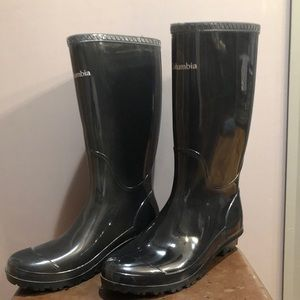 Columbia Rainboots